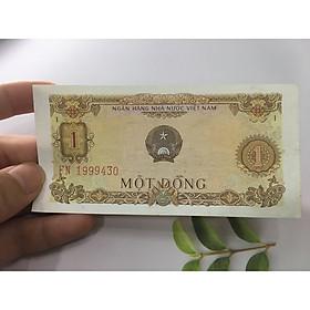 1 đồng 1976 tiền xưa Việt Nam thời bao cấp, chất lượng đẹp, tặng phơi nylon bảo vệ