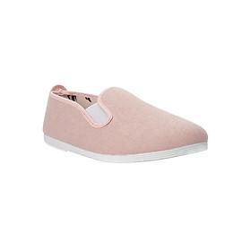 Giày Lười Nữ Flossy W Negueruela Pink White - Hồng Trắng