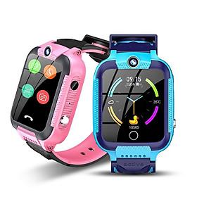 Đồng hồ thông minh định vị trẻ em Anncoe AV10 nghe gọi nhắn tin định vị từ xa phù hợp với trẻ từ 4 đến 14 tuổi có ngôn ngữ tiếng việt - Hàng Chính Hãng