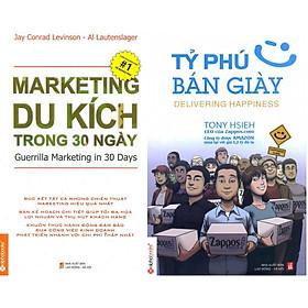 Marketing Du Kích Trong 30 Ngày + Tỷ Phú Bán Giày
