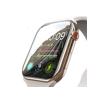 Pai Zi Apple Watch4 film hydrogel film non-tempered soft film Apple Watch 4 generation / iwatch4 protective film high permeability soft film transparent 44mm 2 pieces