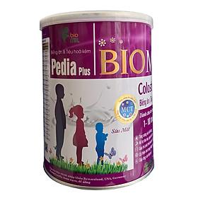 Sữa Bột Biomi Pedia Plus - Cho bé từ 1 đến 10 tuổi
