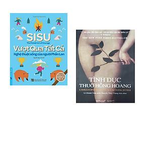 Combo 2 cuốn sách: SiSu - Vượt Qua Tất Cả + Tình Dục Thủa Hồng Hoang