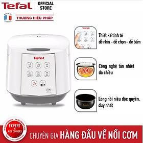 Nồi cơm điện từ Tefal RK732168 1.8L - 750W - Hàng chính hãng