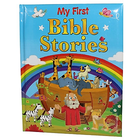 My First Bible Stories (Padded)