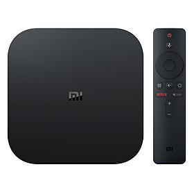 Android TV Mi Box S 2018 4K Quốc Tế- Hàng Nhập Khẩu