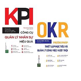 KPI x OKR: Phương Pháp Quản Lý Công Việc Vượt Trội