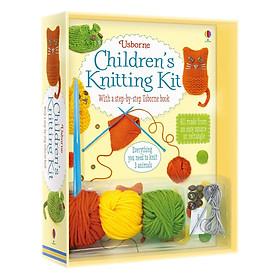 Usborne Children's Knitting Kit