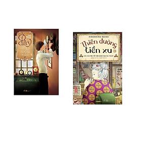 Combo 2 cuốn sách: Ở đây sửa kỷ niệm xưa tập 2 + Thiên đường tiền xu - Câu chuyện về tiệm bánh kẹo ma thuật 3