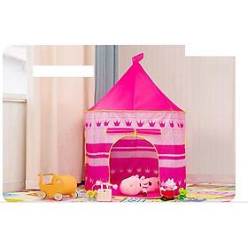 đồ chơi lâu đài, nhà lều chơi trốn tìm, lều trẻ em