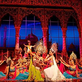 Vé Xem Tiffany Show Ở Pattaya, Thái Lan - Ghế Thường