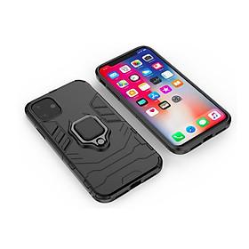 Ốp lưng iPhone 12 Mini/ 12 /12 Pro/ 12 Pro Max iron man chống sốc kèm iring