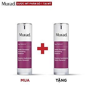 [Mua 1 Tặng 1] Huyết thanh khôi phục độ ẩm Murad Hydro-Dynamic Quenching Essence 30ml