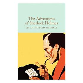 The Adventures of Sherlock Holmes - Macmillan Collector's Library (Hardback)