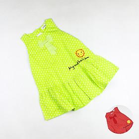 Đầm bi cho bé gái 01519-01520