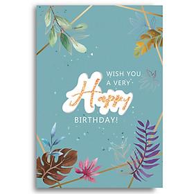 Thiệp sinh nhật Hapoy