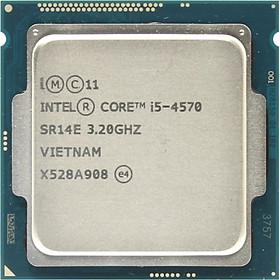 CPU I5 4570 HÀNG TRAY CHÍNH HÃNG