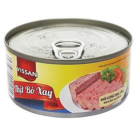 Bò xay Vissan hộp 170g