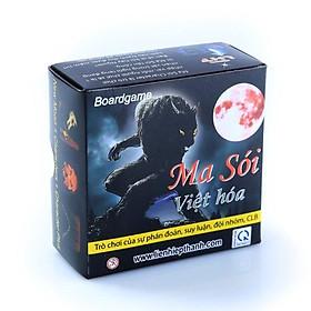 Boardgame Ma Sói Việt Hóa