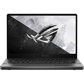 Laptop Asus ROG Zephyrus G14 GA401II-HE019T (AMD R7-4800HS/ 16GB DDR4 3200MHz/ 512GB SSD PCIE G3X4/ GTX 1650Ti 4GB GDDR6/ 14 FHD IPS, 120Hz/ Win10) - Hàng Chính Hãng
