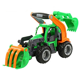 Xe Xúc Đồ Chơi Griptrac - Polesie Toys 48394
