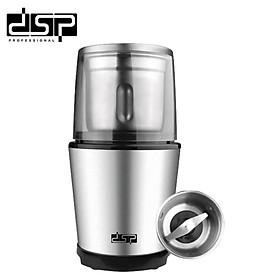 Máy xay cà phê và xay các loại hạt cao cấp DSP KA3036 Công suất 300W, chất liệu Thép không gỉ - Hàng nhập khẩu