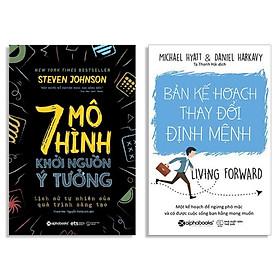 Combo Sách : 7 Mô Hình Khởi Nguồn Ý Tưởng - Lịch Sử Tự Nhiên Của Quá Trình Sáng Tạo + Bản Kế Hoạch Thay Đổi Định Mệnh