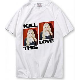 Áo Thun Blackpink In Hình Jennie Kill This Love