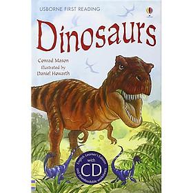 Usborne Dinosaurs + CD