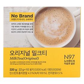 Trà Sữa Truyền Thống No Brand (10 Gói)