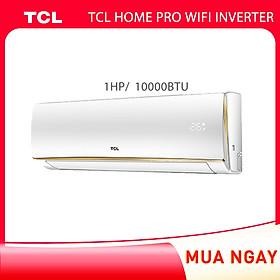 Máy lạnh Inverter TCL TAC-13CSD/XA66-WI - 1.5 HP - 12.000 BTU công nghệ Turbo - Hàng chính hãng