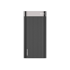 Pin Sạc Dự Phòng Baseus 20000 mAh 18W Parallel Type-C PD +QC3.0 PPALL-APX01/PPALL-APX02 - Hàng Chính Hãng