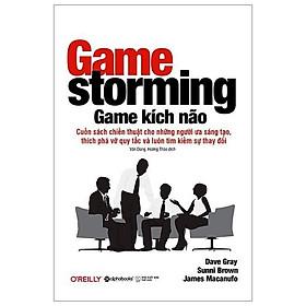 Sách - Game Kích Não - Game Storming