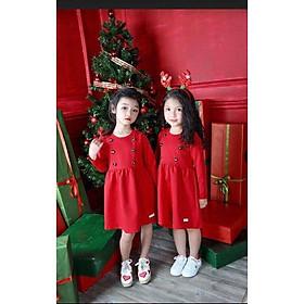 Váy đỏ Happy Princess