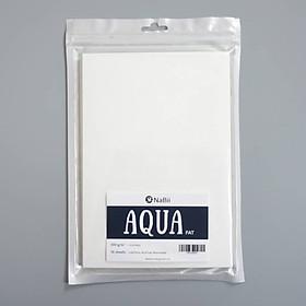 Giấy vẽ Màu Nước Nabii Aqua Fat 300gsm