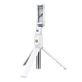 2-in-1 Selfie Stick Tripod Stand with Phone Holder Remote Shutter for Selfie Live Streaming Video Recording Online