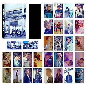 Lomo card Super Junior