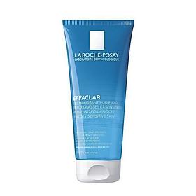 Gel rửa mặt cho da dầu Effaclar Gel Moussant Purifiant La Roche Posay 200ml