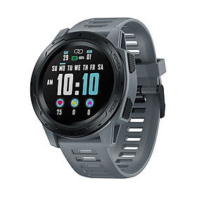 Đồng hồ thông minh Zeblaze VIBE 5 PRO màn hình IPS 1.3 '' Theo dõi nhịp tim giấc ngủ Calories - Grey
