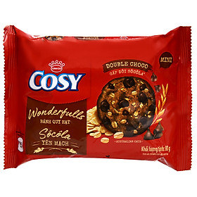 Bánh Cosy Wonderfull Oats Original 80g  - 51979