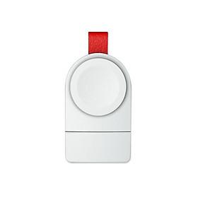 Sạc Nhanh Không Dây Cho Apple Watch iWatch 1 / 2 / 3 / 4