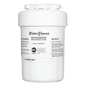 Bộ Lọc Thay Thế Tủ Lạnh WaterQueen Tương Thích GE MWF MWFA GWF GWF01 GWFA GWF06 & HWFA & Kenmore 9991 46-9991 469991