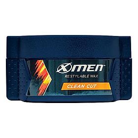 Wax tạo kiểu tóc X-Men Clean Cut - Vuốt ngược gọn gàng 70g