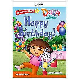 Reading Stars: Level 1: Dora The Explorer: Happy Birthday!