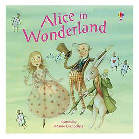 Truyện đọc tiếng Anh - Usborne Alice in Wonderland