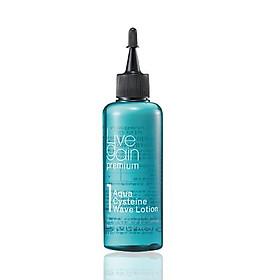 Thuốc Uốn Dùng để uốn tóc, chỉ sử dụng trong salon chuyên nghiệp Livegain Premium AQUA CYSTEINE Lotion