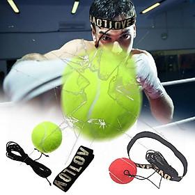 Boxing Balls Speedball Magic Reaction Speed Ball Response Training Ball Exercise Equipment-4