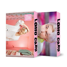 Lomo card RM BTS Map of the soul Persona