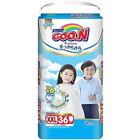Tã Quần Goo.n Premium Gói Cực Đại XXL36 (36 Miếng) - Tặng thêm 6 miếng cùng size-1