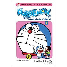 Sách – Doraemon Truyện Ngắn – Tập 4